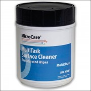 MultiTask Surface Cleaner Presaturated wipes - MultiClean