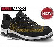 Chaussures Elten MADDOX BLACK- LOW ESD S3